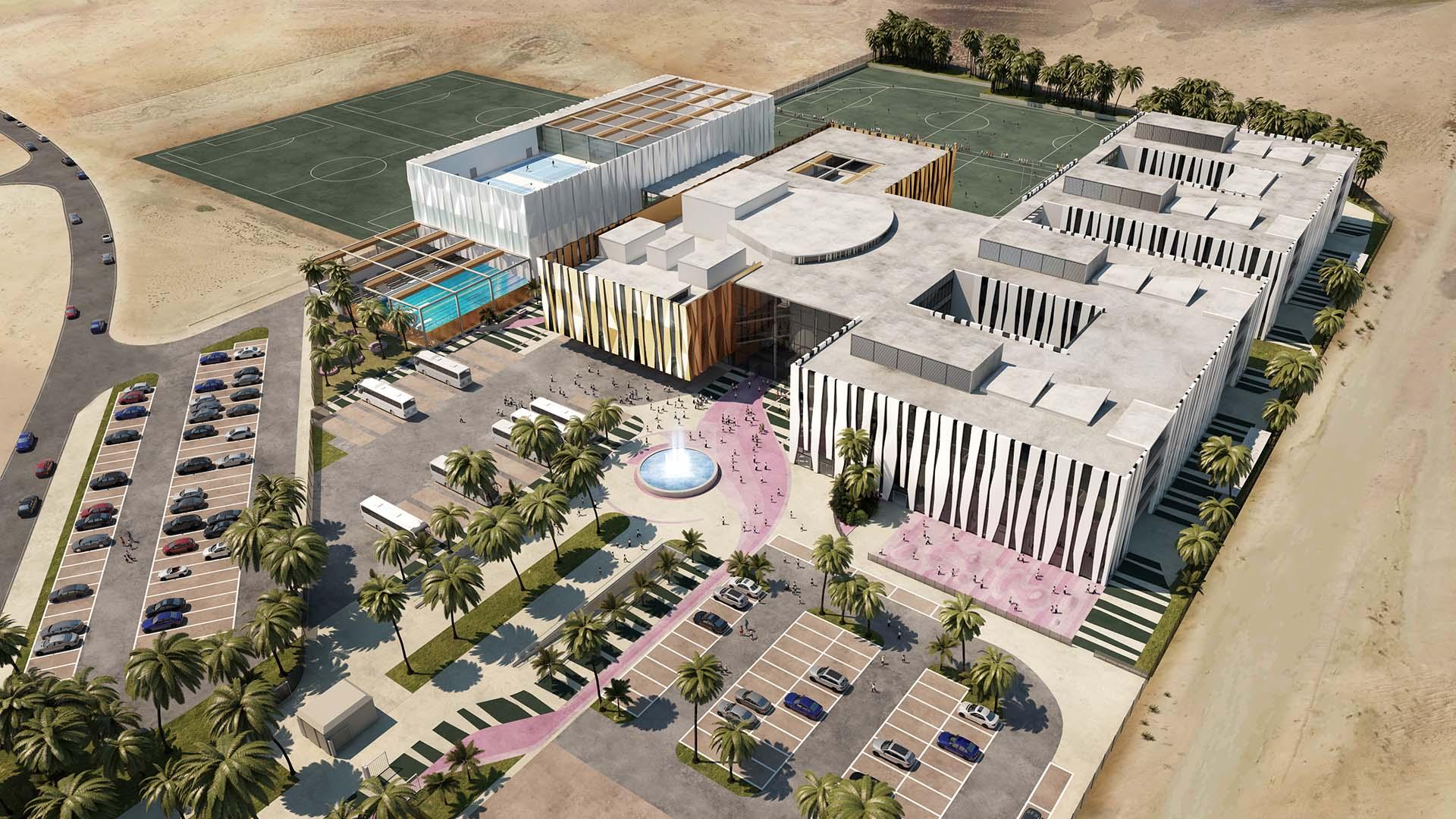 Writhlington School | Education | AHR | Architects and