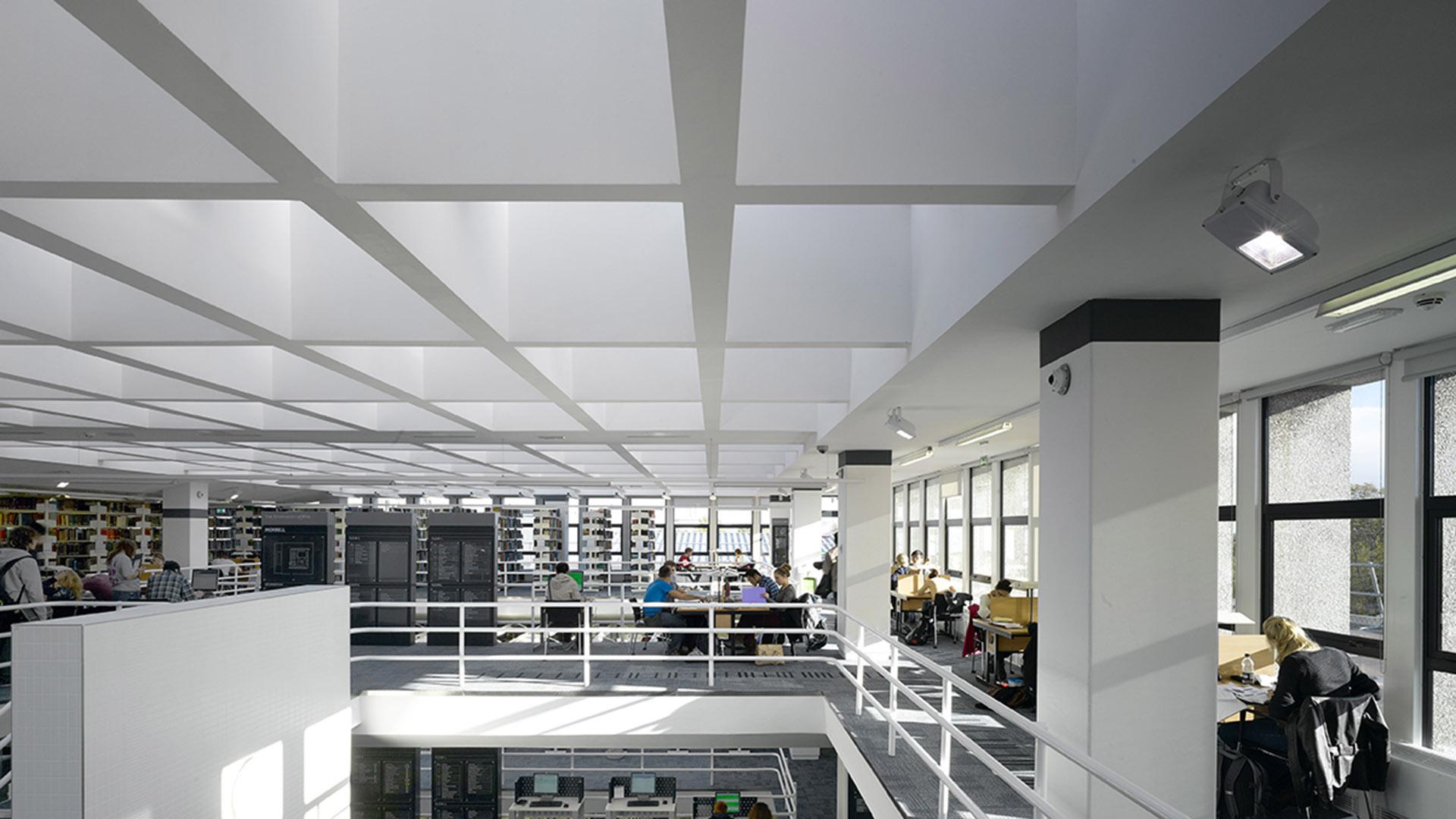 Harry Fairhurst Building York University