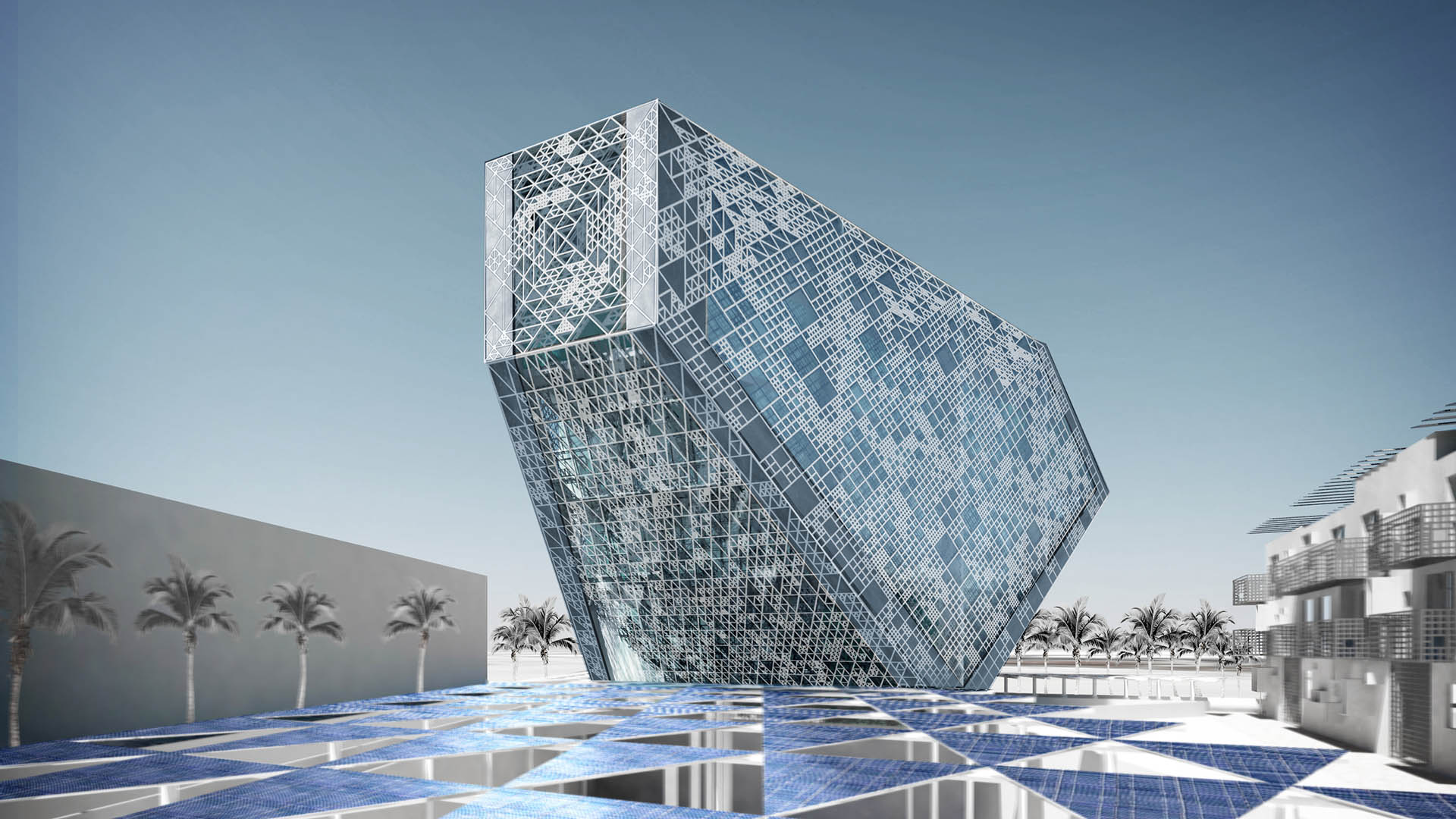 Advanced Building Consultants : Digital practice advanced design ahr architects and