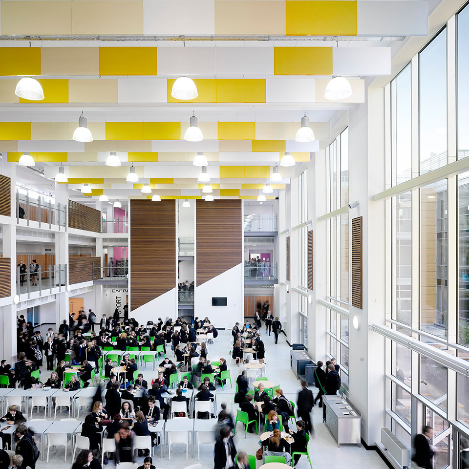Walkden Global College Education Ahr Architects And Building Consultants