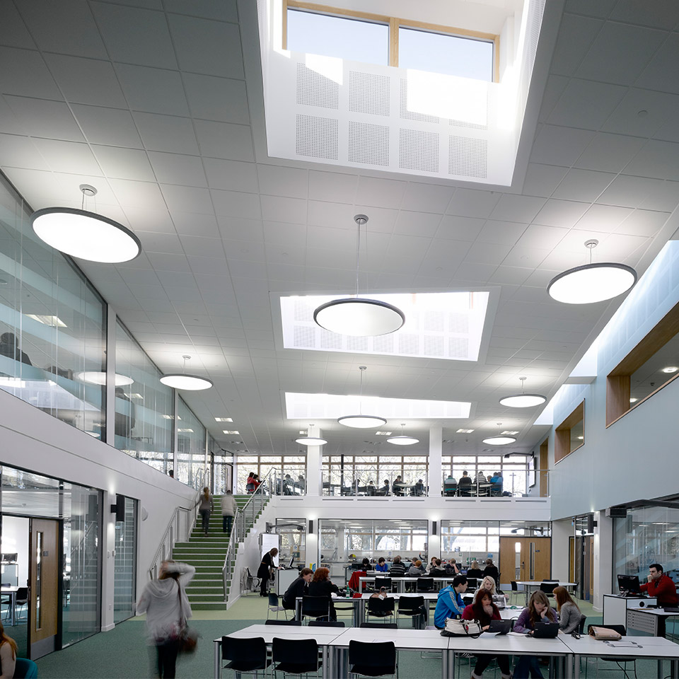 Writhlington School Education Ahr Architects And Building Consultants