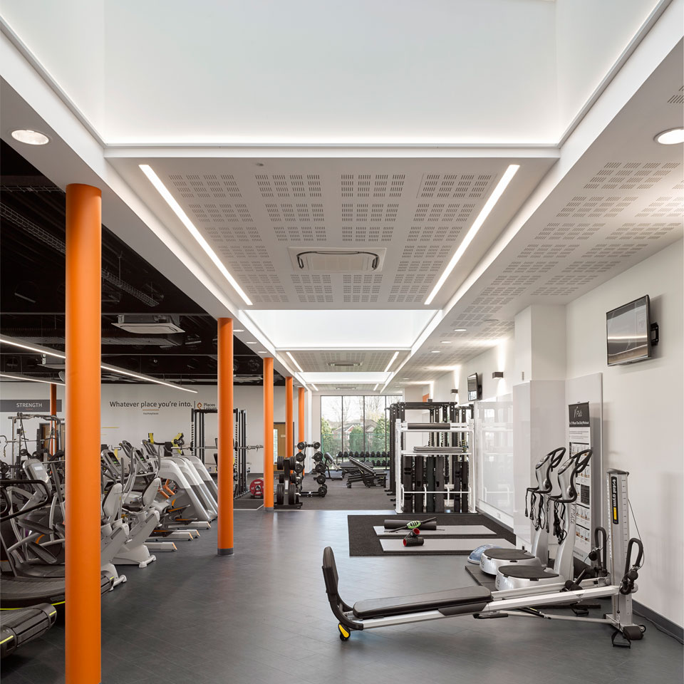 Places leisure eastleigh sports ahr architects and for Archispace designs architects interior consultants